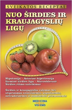 hipertenzija ir kraujagyslių valymas